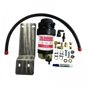 Fuel Manager Primary Filter Kit  - Iveco Daily 3.0L